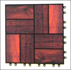 Brown Wooden Floorings