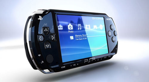 Second Hand Sony Playstation Portable