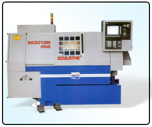 Microturn 250 And 250 Dx Lathe