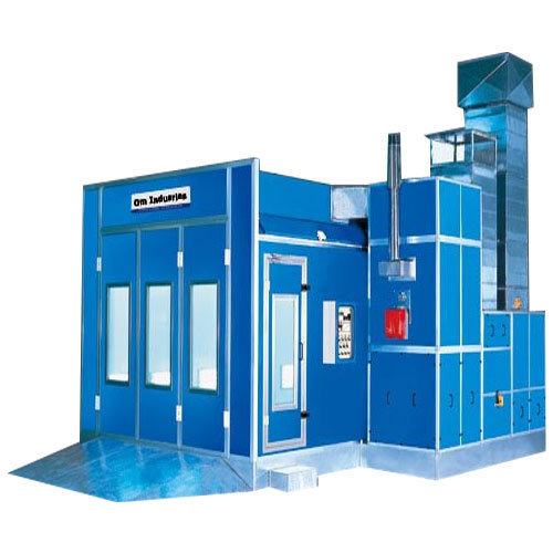 Liquid Painting & Powder Coating Booth