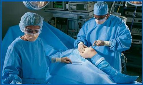 hemorrhoid knee scar tissue removal surgery