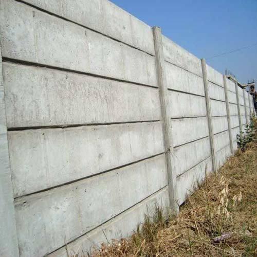 Precast Compound Wall : Rcc precast compound wall in ahmedabad gujarat india