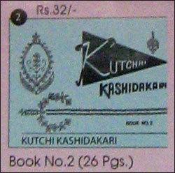 Kutchi Kashidakari Book