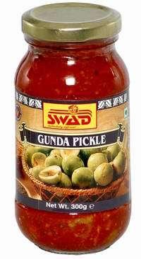 Khaman Gunda Pickles