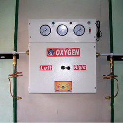 Oxygen Mani Fold Control Panel