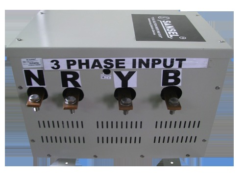 3 Phase Thyrister Power Regulator