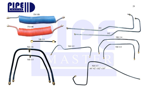 Nylon Trailor Hose