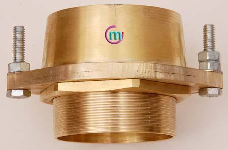 Cable Glands Types Flange Type Brass Cable Glands