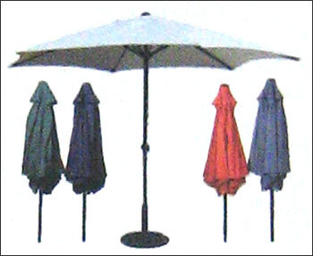 Elegant Garden Umbrellas