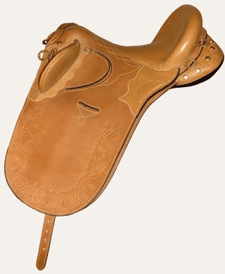 Leather Stock Saddles