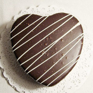 Heart Chocolate Cake Images : Heart Shape Chocolate Cake in 19-Sector - Dwarka, New ...