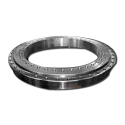 Three Row Roller Slewing Bearing Without Gear