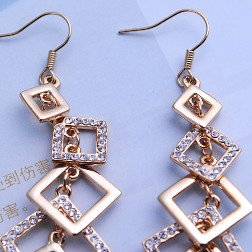 Sterling Silver Earring
