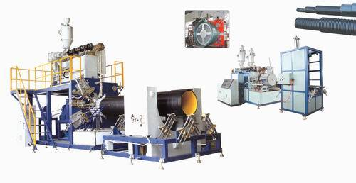 Large-diameter Winding Pipe Production Line