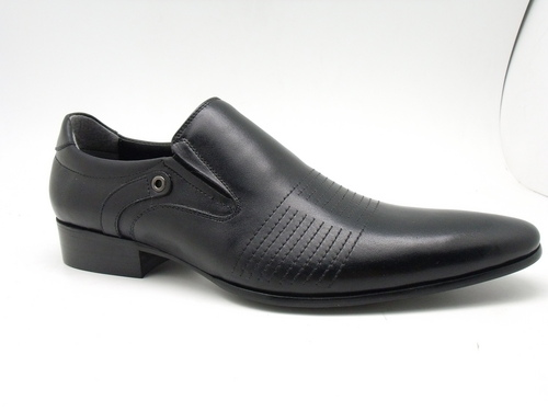 Pure Leather shoe for Men Black