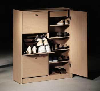 shoe rack designs india