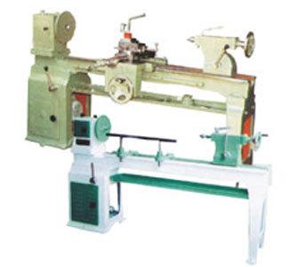 wood turning machine