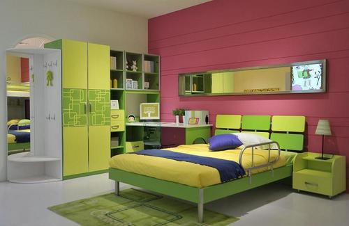 Color Bedroom Furniture In Shenzhen Guangdong China
