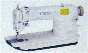 Single Needle Lock Stitch Sewing Machines
