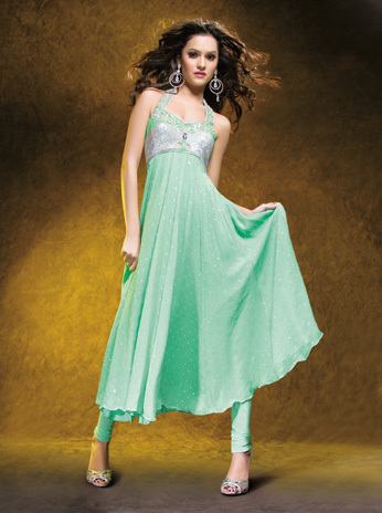 Designer Dress Patterns on Specification Of Designer Anarkali Suits These Fine Quality Designer