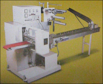 Horizontal Pillow Pack Machine H.P.P.M.- 150s