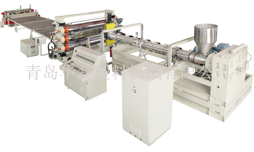 PVC Foamed Borad/sheet Production Line