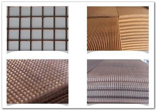 Copper Plated Wire Mesh