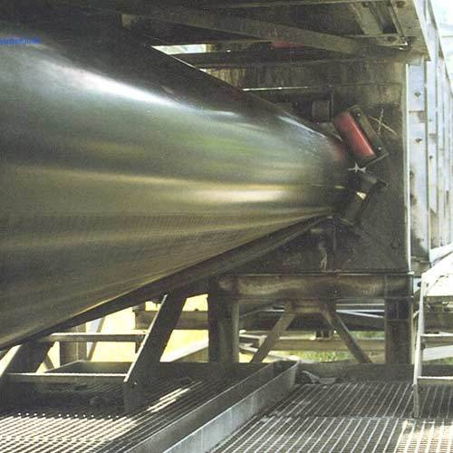 Pipe Conveyor Belts