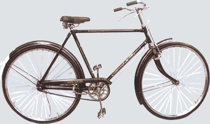 Phillips Type Roadster Model Bicycle