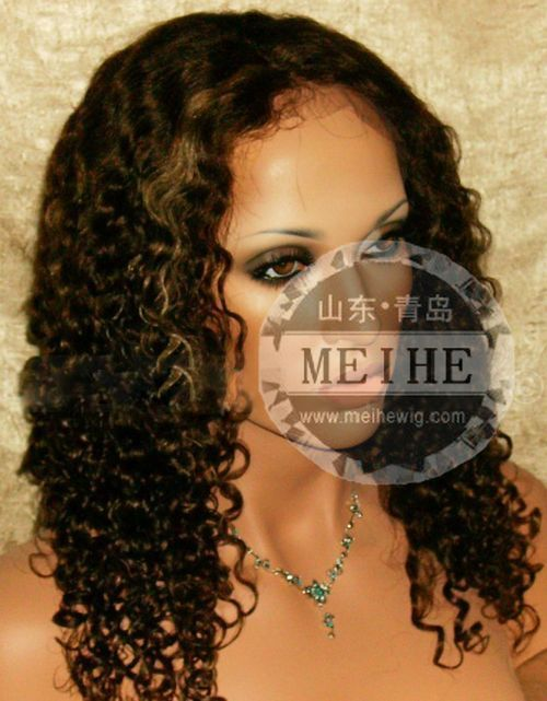 Bleached Knots Fashion Lace Front Wig