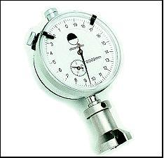Surface Profile Gauge