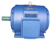 Y SERIES (IP23) THREE-PHASE INDUCTION MOTORS