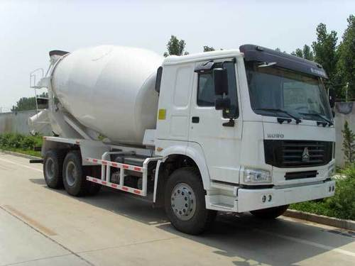 Howo Concrete Mixing Carrier