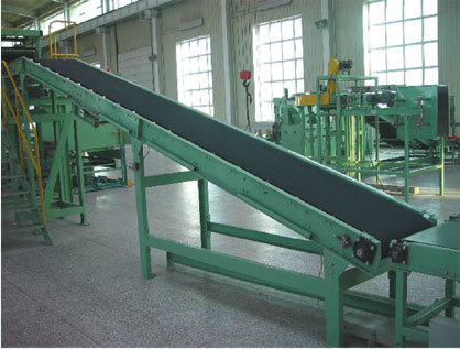 Straight Belt Conveyor