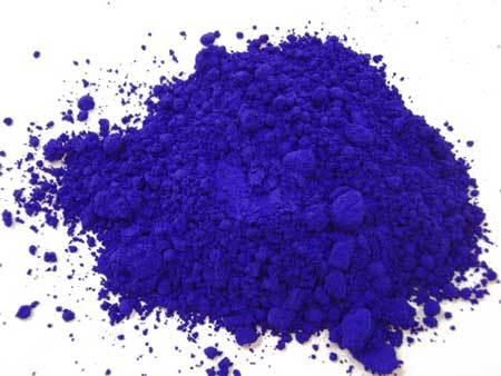 Ferric Oxide Paint Colour