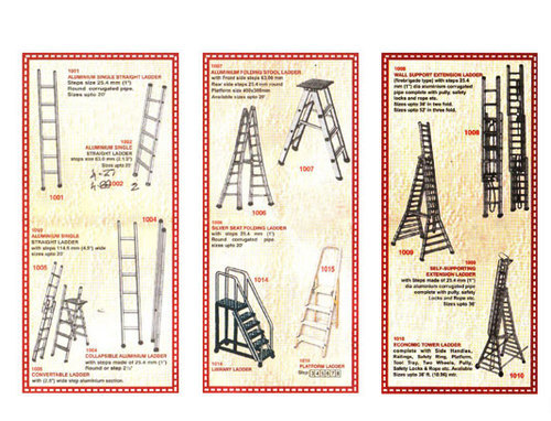Aluminiun Ladder