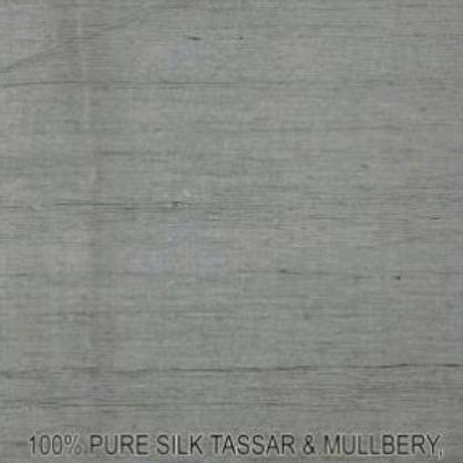 Pure Silk Tassar And Mulberry Fabric