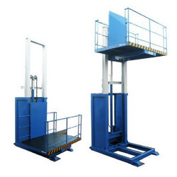Goods Lift and Cage Hoists