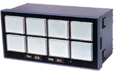 Micro-Processor Based 8 Channel Alarm Annunciator