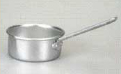 Sauce Pan With Aluminium Handle