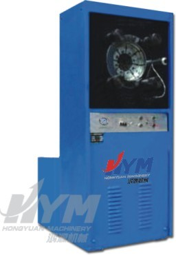 Multi-functional Hose Crimping Machine