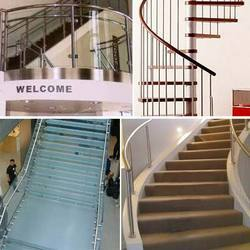 Staircase Stainless Steel Railings