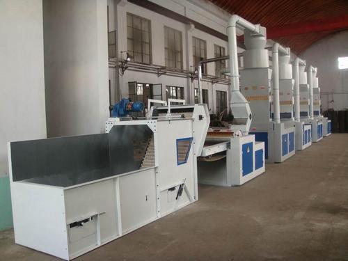 new cotton machine