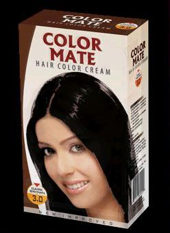 Black Hair Color Creams