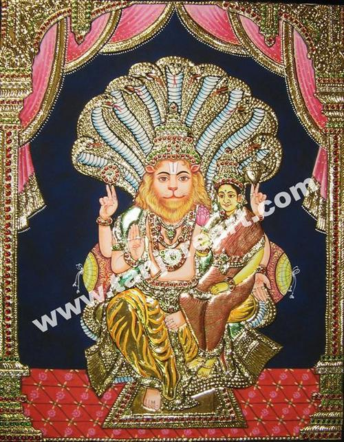 Tanjore Arts And Crafts