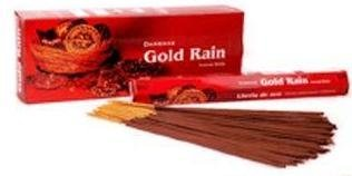 Gold Rain Incense Sticks