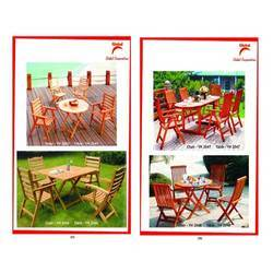 Garden Wooden Chairs & Tables