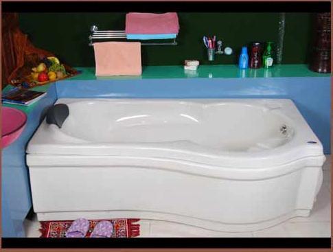 Designer bath tubs in shivaji nagar bengaluru karnataka india aman trading co - Designer bath tubs ...
