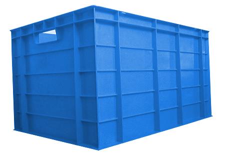 Industrial Plastic Storage Crates In New Delhi Delhi India GALAXY