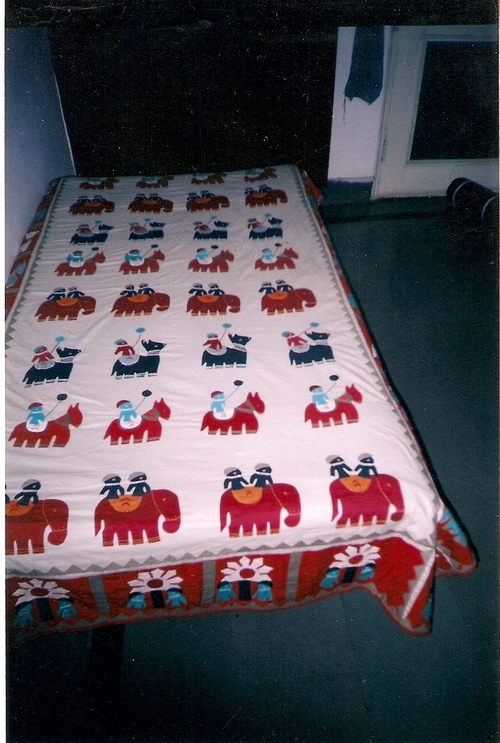Applique Bed Spreads
